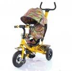 "Велосипед трехколесный ""TILLY Trike"", желтый"