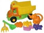 """Грузовик """"Multi truck"""" с набором для песка"""