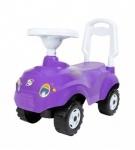 Машинка для катания МИКРОКАР фиолетовая