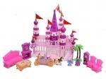Замок с мини-фигурками