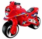 Велобег Motobike, красный