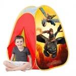 """Детская палатка """"Как приручить дракона"""", лицензия"""