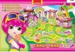 """Игра  детская """" Книжка-игрушка Candy land """" рус."""