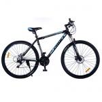 """Велосипед 29"""" Profi Basis, Черно-голубой"""