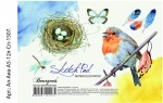 Альбом для акварели, А5, 12 листов