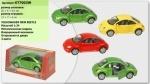 "Коллекционная машинка ""Volkswagen New Beetle"""