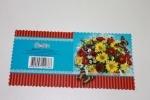 Мини открытка Цветы