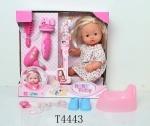 Кукла-пупс, с парикмахерской