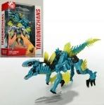 Трансформер робот+динозавр