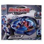 Арена Monsuno Strike Sector Combat Set сборная