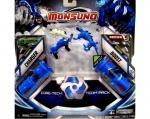 Игровой набор Monsuno Core-Tech CHRGER и BOOST (Сombat 2-Packs) W5