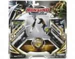 Игровой набор Monsuno S.T.O.R.M. BLACK BULLET и VENOMELEON (Сombat 2-Packs) W4