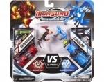 Игровой набор Monsuno Eklipse Core-Tech DRAGONBURN и CHEECLAW (Сombat 2-Packs) W4