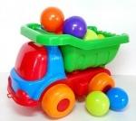 """Машина """"Шмелек Б"""" с 12 шариками"""