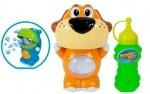 Собачка Dihua по производству мыльных пузырей