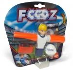 Набор для игры в футбол Foooz (Оранжевый)