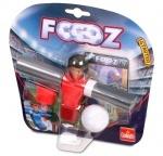 Набор для игры в футбол Foooz (красный)
