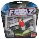 Набор для игры в футбол Foooz (бело-черный)