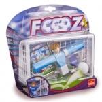 Набор для игры в футбол Foooz (голубой)