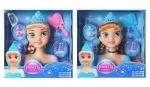 Кукла - голова для причесок Фроузен
