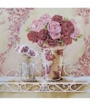 """Набор для вышивания бисером """"Английские розы"""""""