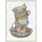 """Набор для вышивания бисером """"Английский чай"""""""