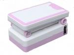 Лампа настольная акумуляторна OASIS, фиолетовый(розовый)