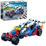 Конструктор машина (гоночная)
