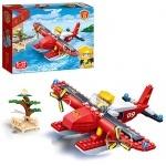 Конструктор Пожарный самолет