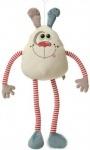 Мягкая игрушка Левеня Собачка Смайлик 55 см