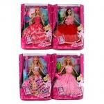 Кукла типа Барби с аксессуарами