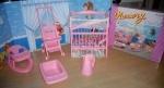 Мебель для куклы Детская ТМ Gloriya
