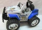 Машинка Джип полицейский