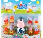 Набор фигурок Свинка Пеппа