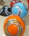 Мяч футбольный, PVC
