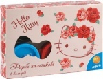 Пальчиковые краски Hello Kitty