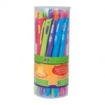 Ручка шариковая автоматическая синяя