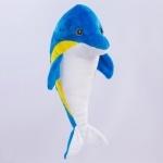 """Мягкая игрушка Дельфин """"Флипер"""""""