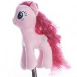 """Мягкая игрушка Пони """"Пинки Пай"""" розовая"""