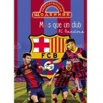 Щоденник учнівський Найрозумніший Барселона