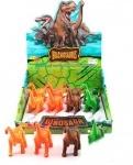 Динозавр заводной - блок