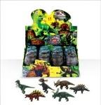 Конструктор динозавр в бочках