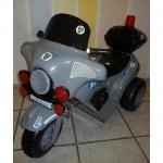 Мотоцикл ЯМАХА, серый