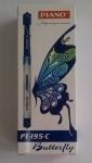 Ручка шариковаяPiano фиолетовая
