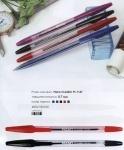 Ручка шариковая Piano черная