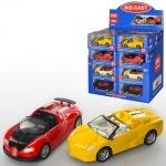 Машинка игрушечная инерционная - блок