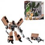 Трансформер робот+машинка