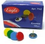 Кнопки EagleTY62 цветные