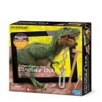 Раскопки Тиранозавр Рекс. ДНК динозавра