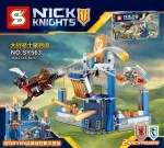 Конструктор Nexo Knights